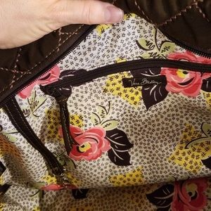 Vera Bradley Large Tote/Weekend Bag